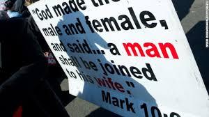 Gay activism on campus