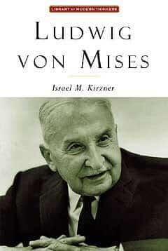 Ludwig von Mises book cover
