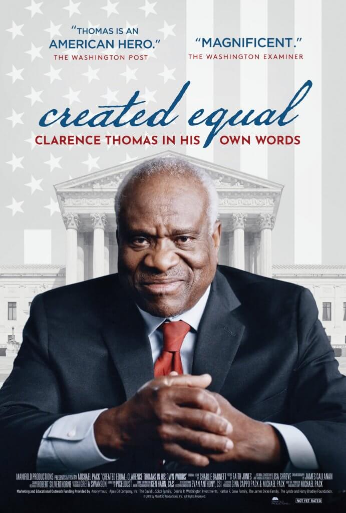 Clarence Thomas: Created Equal