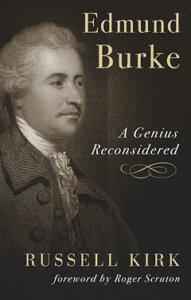 Edmund Burke: A Genius Reconsidered-0