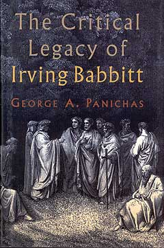The Critical Legacy of Irving Babbitt-0