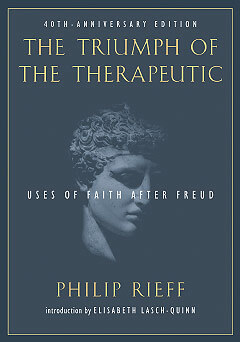 The Triumph of the Therapeutic-0
