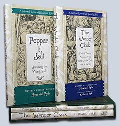 Pepper & Salt and The Wonder Clock-0