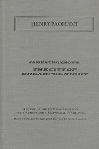 James Thomson's The City of Dreadful Night-0