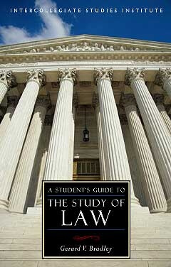 A Student's Guide to the Study of Law-0