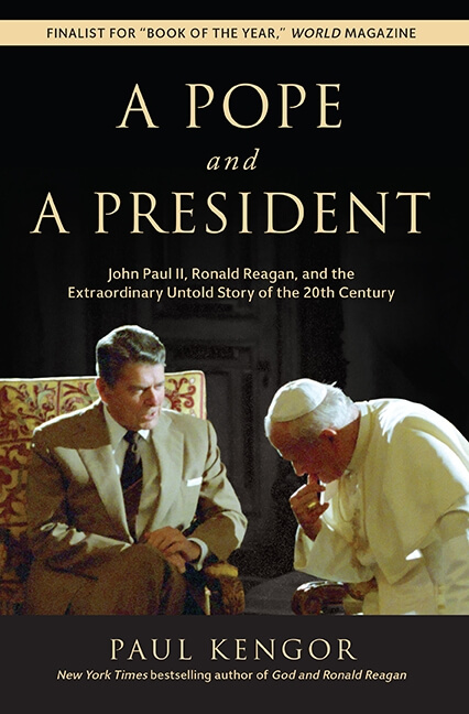 A Pope and a President-0